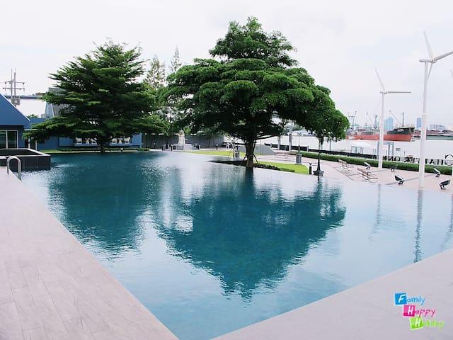 Chapter One Condominium - Bangkok - Apartament