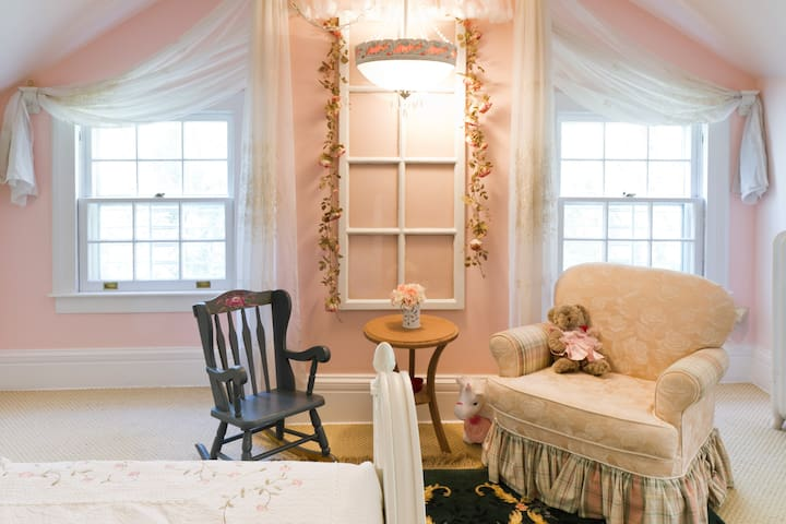 Princess Room  - Cold Spring Harbor - House