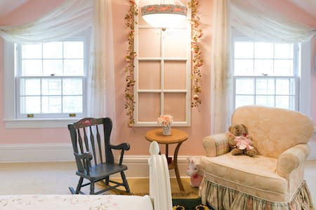 Princess Room  - Cold Spring Harbor - Dom
