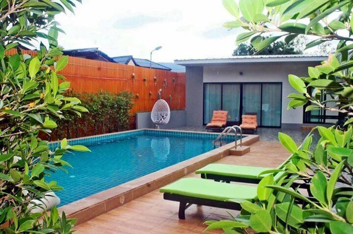 Chaweng villa 5BDR