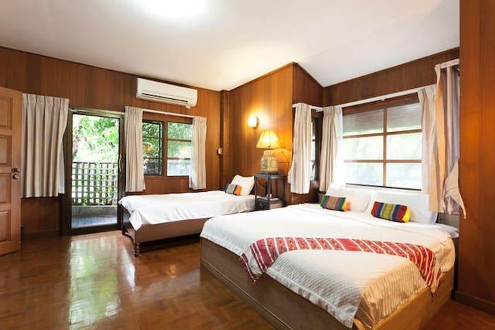 mimmy house &  chiangmai university - Chiang Mai - Villa