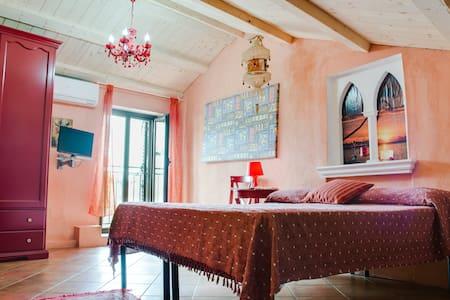 Le Notti del Duca Bed&Breakfast - Cerisano - Wikt i opierunek
