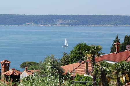 Apartment Milena Sea view Portorož