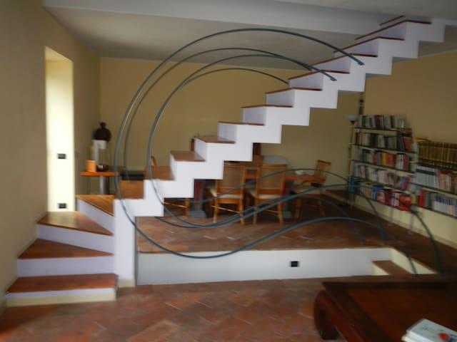 splendida casa sui colli di Bergamo - Bergamo - Hus