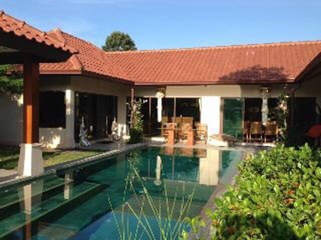 coole villa in huay yai - Amphoe Bang Lamung - 別墅