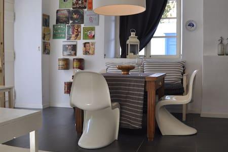 Lilly's vintage apartment (loft) - Daire