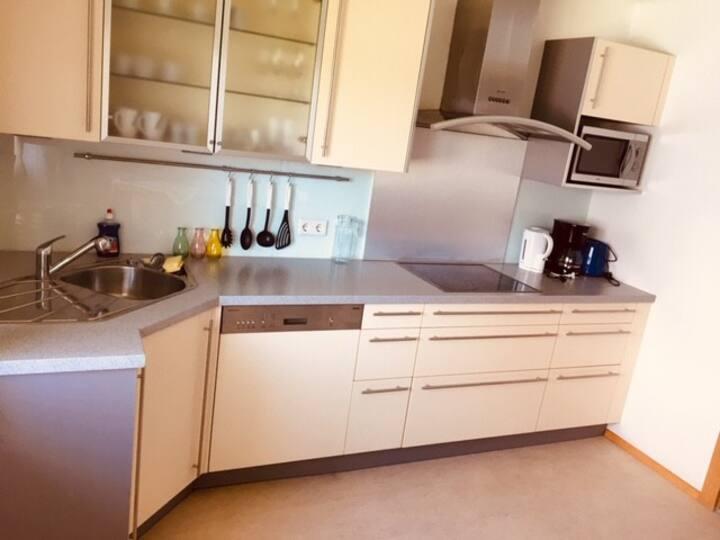 3 Zimmer Wohnung von20 km Innsbruck mit Garage