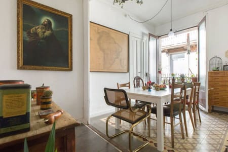 Lovely flat in the heart of born - Barcelona