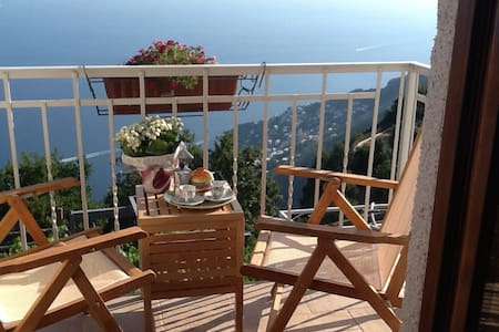 Amazing apartment in Amalfi Coast - Furore - アパート