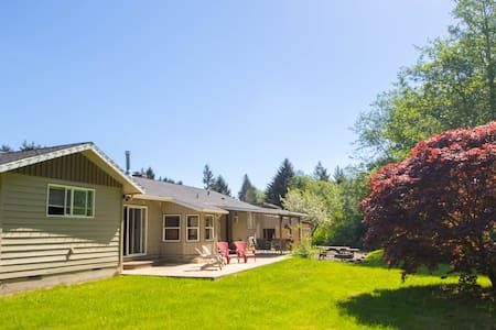 ★ Tranquil 4BR Home ideal for Couples & Groups! ★