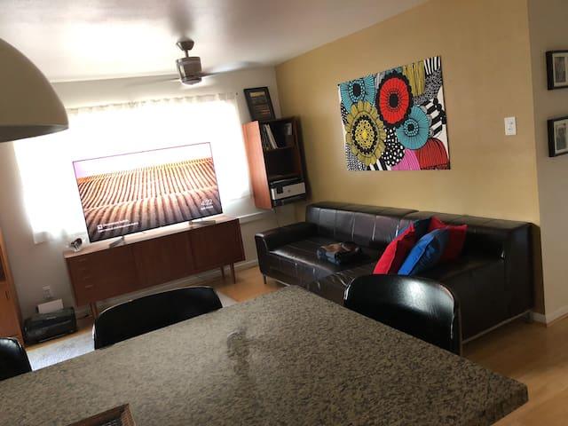 Room in Cute Condo Near Memorial Park