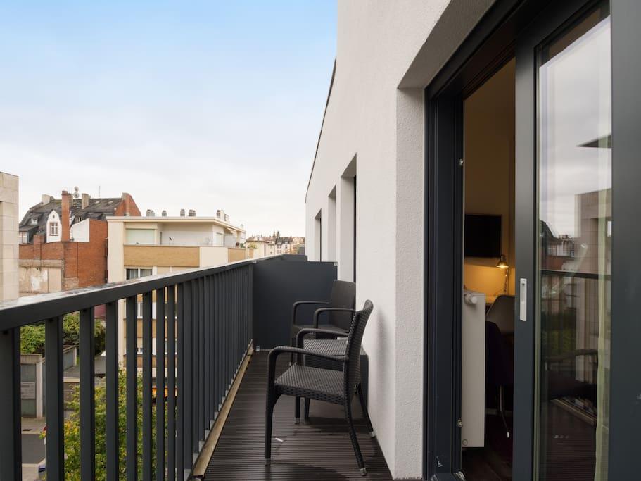 boardinghouse basic apartments city wohnungen zur miete in offenbach am main hessen deutschland. Black Bedroom Furniture Sets. Home Design Ideas
