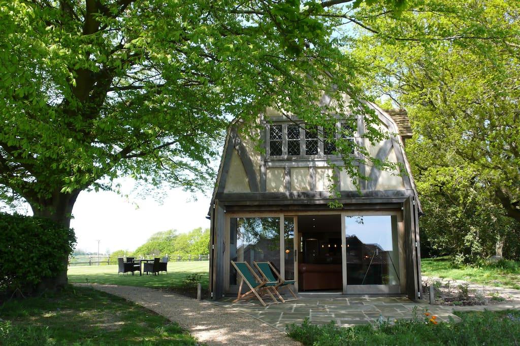 The Sheephouse Barn