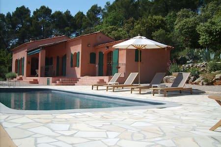 Stylish Villa in Provence, France - Entrecasteaux - Vila