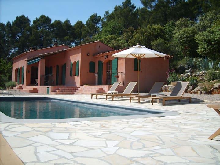 Stylish Villa in Provence, France