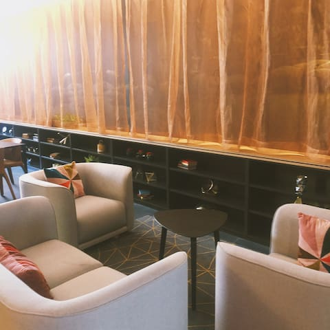 Central Park luxury master room