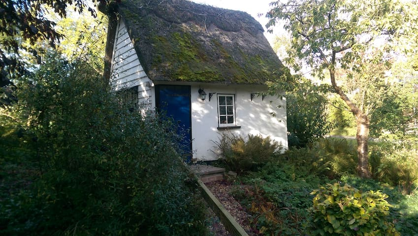Thatched cottage in idyllic village - Elsworth, Cambridge - Casa
