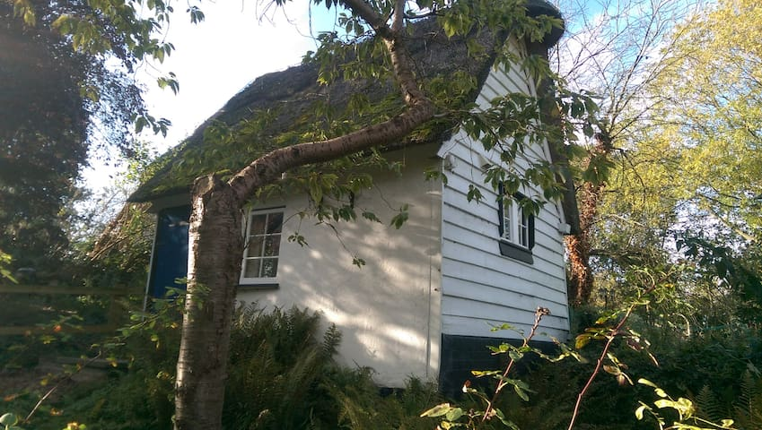 Another view of the Little House.