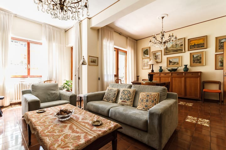 Clean & Confortable rooms in Rome