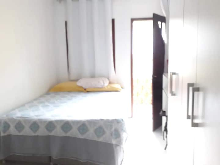 Triple room in residence near the sea and lake