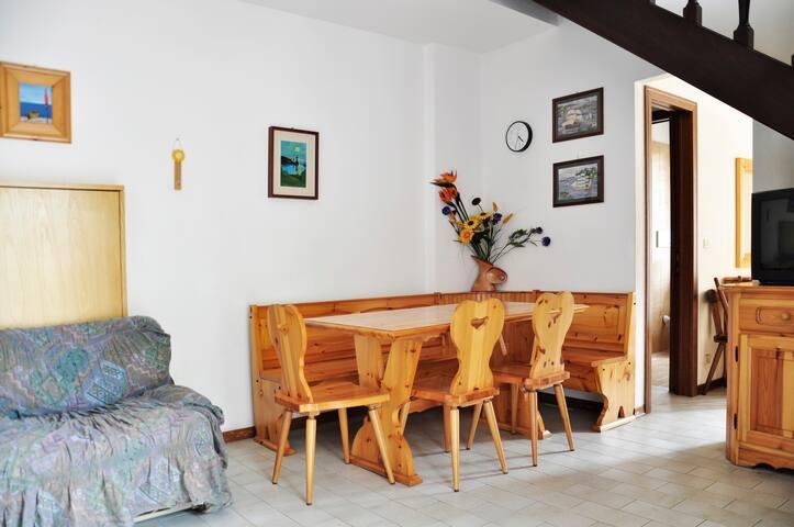 Lignano P.- Nice apartment & attic - Lignano Sabbiadoro - Apartment