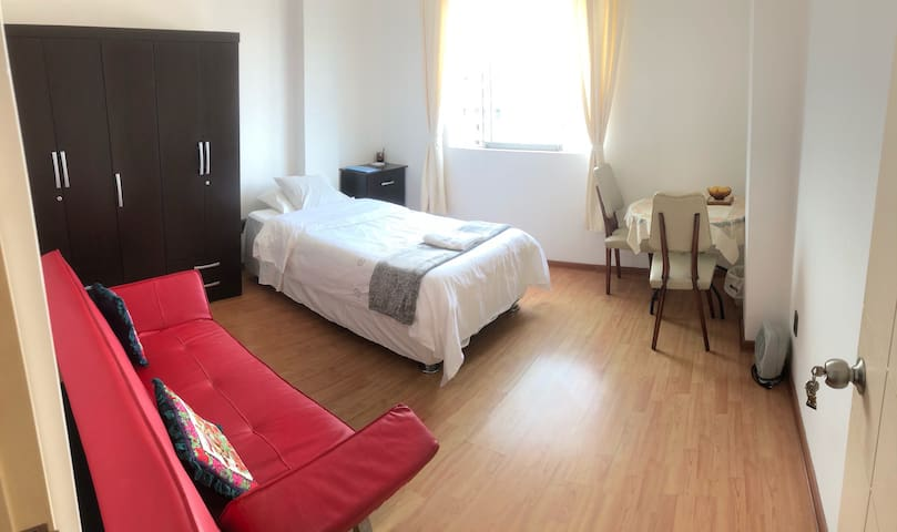Private Room in the Heart of Miraflores