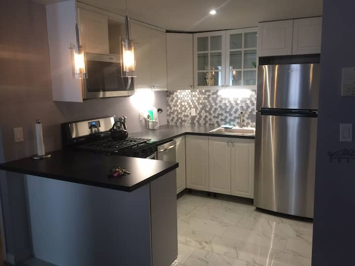 Two Bedroom Apartment in trendy Park Slope area.