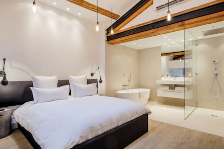 Mini-Loft with City Center seeing - Lyon - Apartment