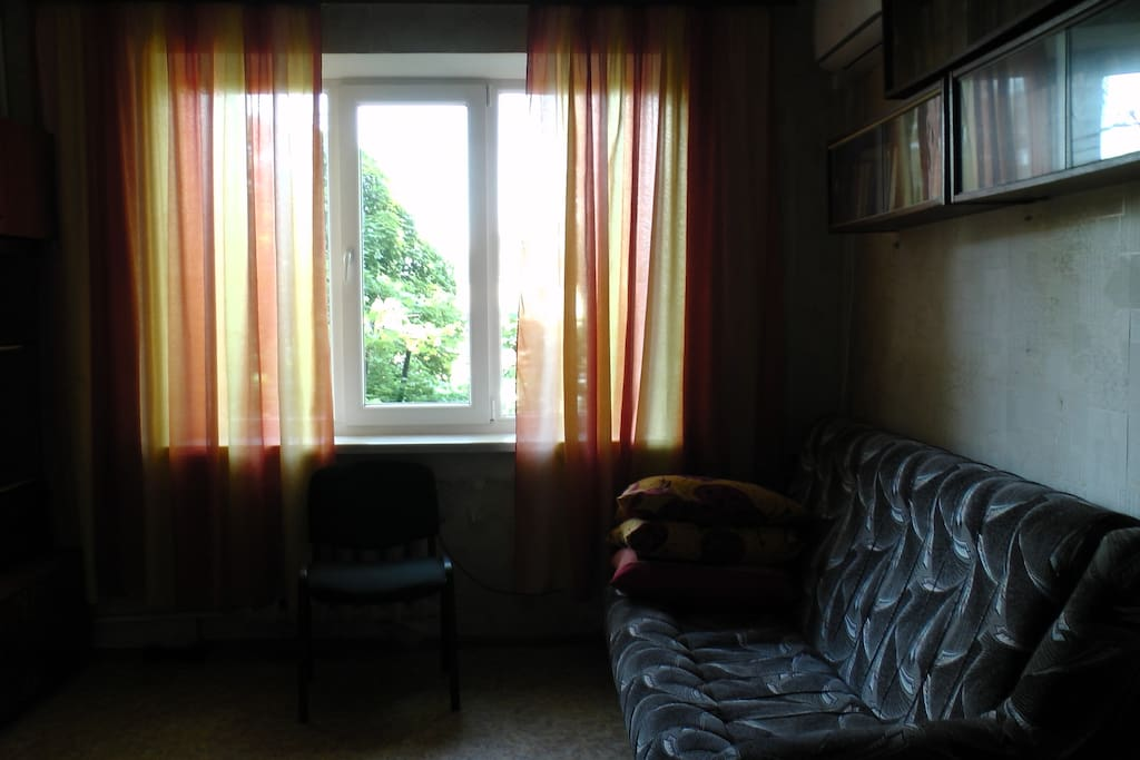 Светлая комната 18 кв. метров