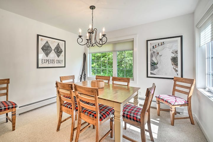 West Dover Townhome w/Deck, Grill & Amenities