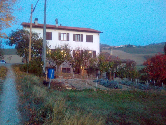 Casa sui colli bolognesi