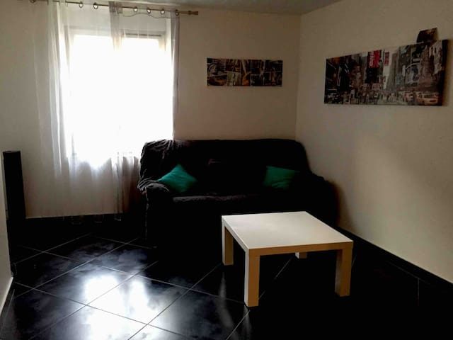 Appartement Ludres village (10km de Nancy centre)