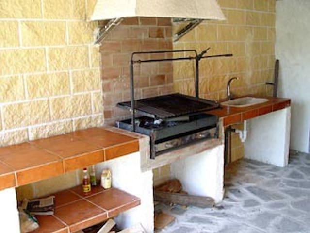 Casa Rural Maria (6 habitac. con baño individual) - Yélamos de Arriba - Huis