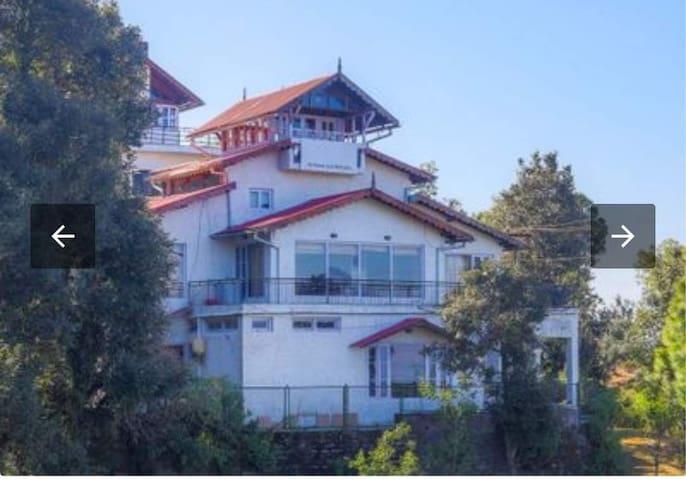 Ginseng Rhodo Retreat and Resorts, Ranikhet