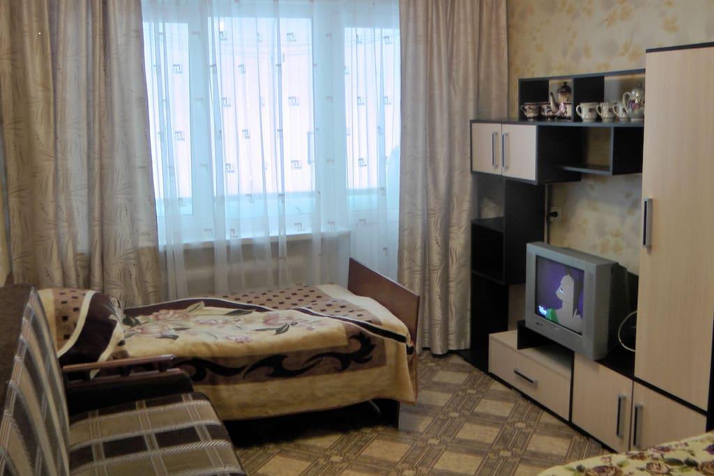 Комната / bedroom / dormitorio