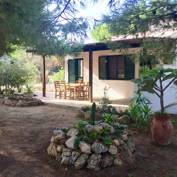 OLEANDRO di Casaulivo, con patio privato