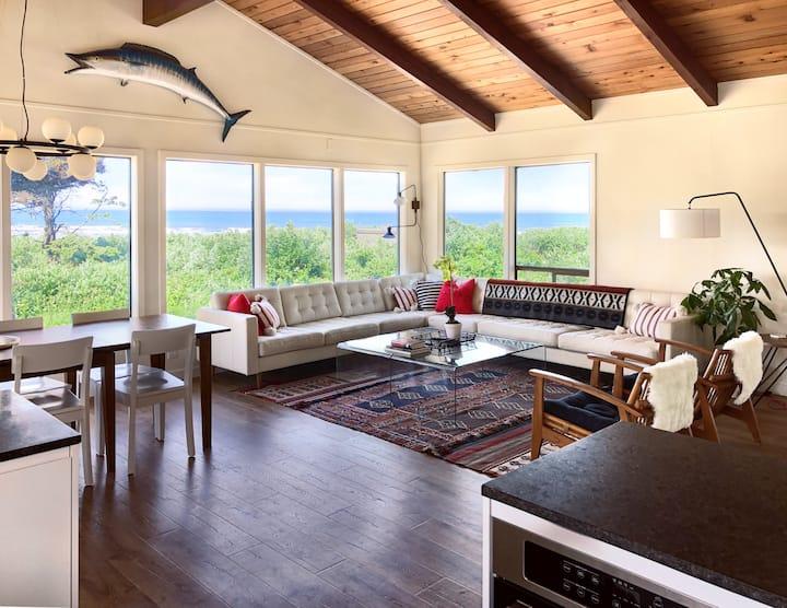Modern Manzanita Lodge