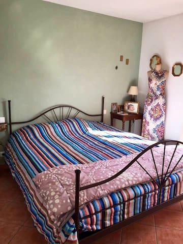 Chambre chez l'habitant confortable  SDB WC privés