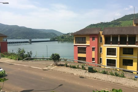 A very close scenic Lake n Street facing Apt - Lavasa