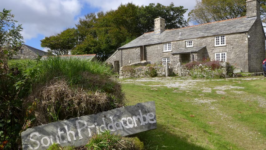 Historic, beautiful moorland farmstead