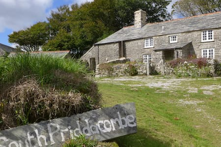Historic, beautiful moorland farmstead