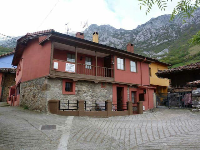 Casa rural parque natural Asturias