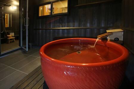 IORI KAWANAKA【River view & Private Open-Air Bath】