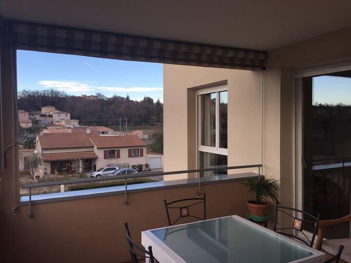Appartement de 80m2 - Drome  St Marcel les Valence