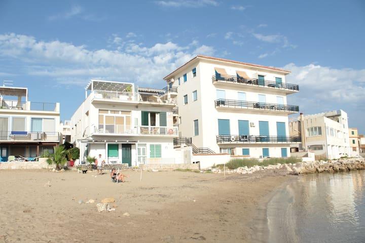 Delizioso appartamento sul mare - Marzamemi - Huoneisto