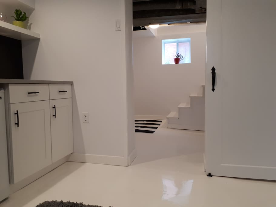 White Epoxy Floors