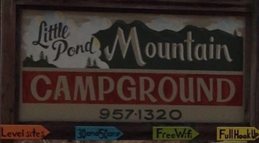 Little Pond Mountain Campground