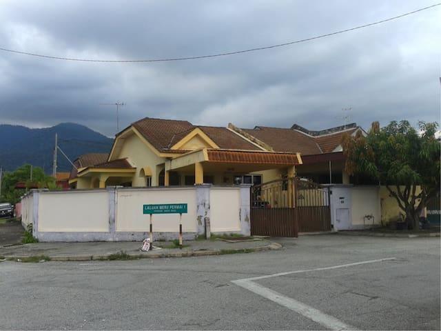 Baiti Jannati D'Jannah - Ipoh - House