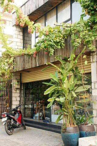 Domino 1 - Ho Chi Minh City - Ház
