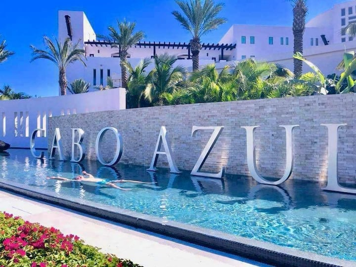Beautiful junior suite at cabo azul resort